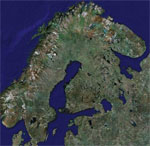 Скандинавия, Scandinavia